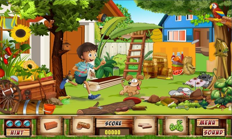 find the hidden object games free online