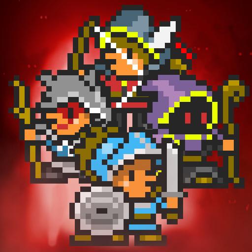 Quest of Dungeons 角色扮演 App LOGO-硬是要APP