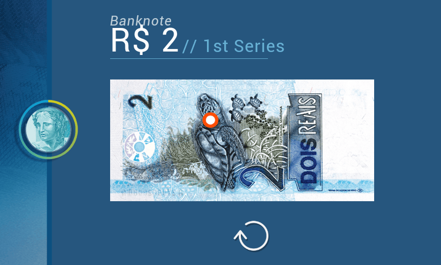 Brazilian Banknotes- screenshot