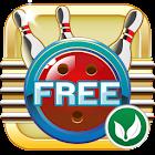 Roche Bowling 3D - jeu gratuit icon