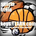 Baseball NL MVP (Keys) logo
