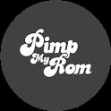Pimp My Rom (ALPHA OVER) icon