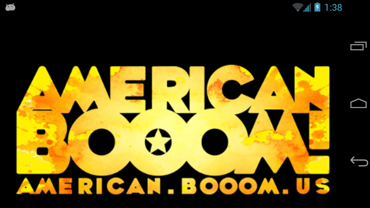 American Booom- screenshot
