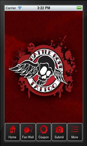 Battle Born Tattoo