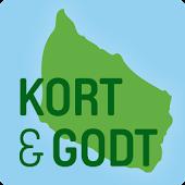 Bornholm - Kort & Godt