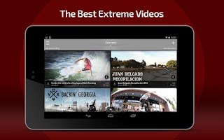 Screenshot of Extreme TV - Extreme Sports!