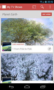 Google Play Films - screenshot thumbnail