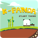 K-PANDA Theme GO Launcher EX icon