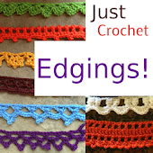 Just Crochet: Edgings!