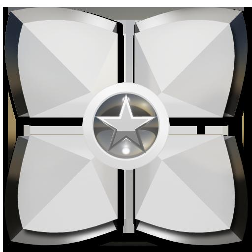 Next Launcher theme White Star