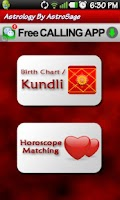 Screenshot of Kundli Software - Astrology