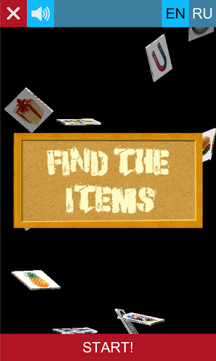 Find The Items