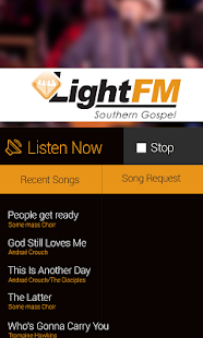 LightFM Radio Screenshot 5