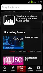 Amman City Guide- Online Guide- screenshot thumbnail