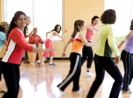 Latin Dance Exercise Workout