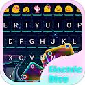 Electric Dice Emoji Keyboard icon