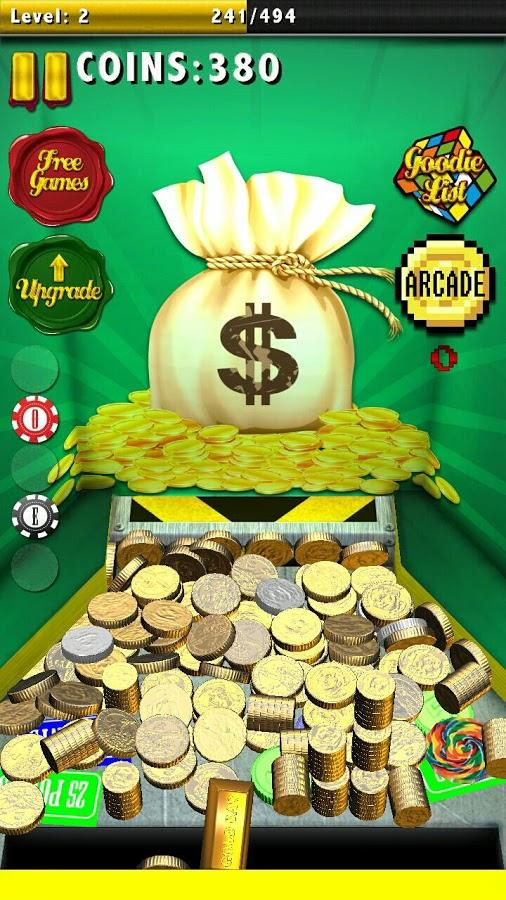 Coin Pusher Gold- screenshot