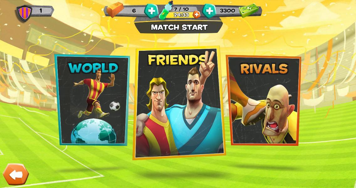 Disney Bola Soccer screenshot #15