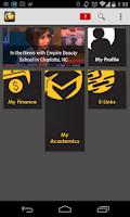 Screenshot of Empire Beauty School Mobile