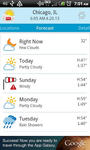 Weather Plus Free