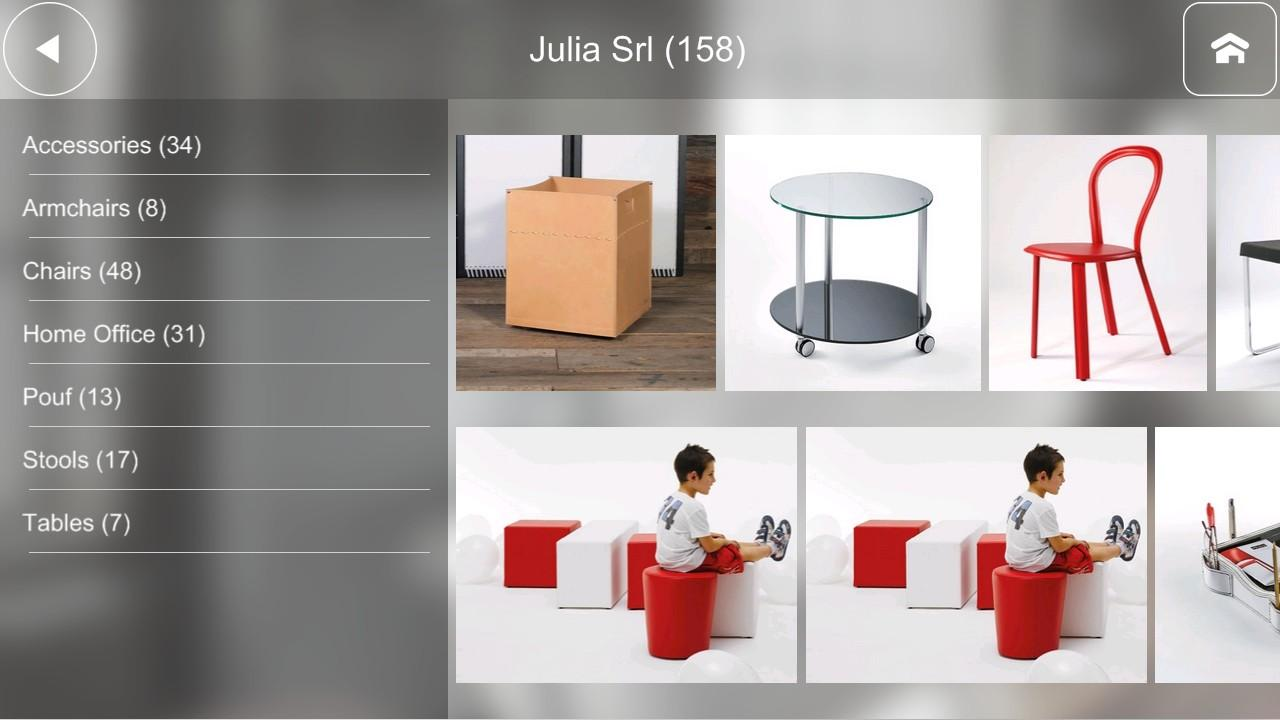Julia arredo cuoio android apps on google play for Cuoio arredo