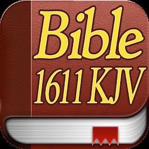 1611 King James Bible App icon