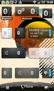 Bluetooth Widget- screenshot thumbnail