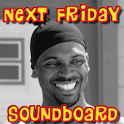 Next Friday Soundboard logo