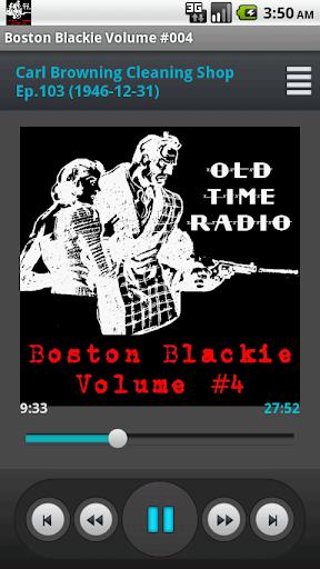 Boston Blackie Radio Show V.04