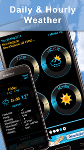 Weather Rise Clock 30+ Widgets screenshot 5