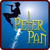 Peter Pan Coloring Book