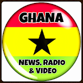 Ghana News, Radio & Video