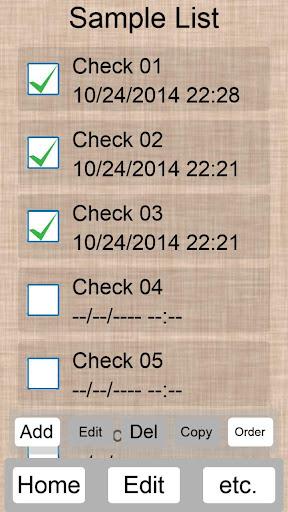 玩免費生活APP|下載Check List Manager app不用錢|硬是要APP