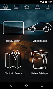 VARTA® Battery Finder screenshot 0