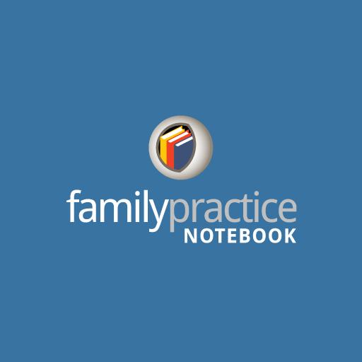 FP Notebook 醫療 App LOGO-硬是要APP