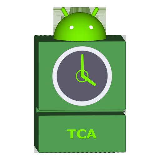 Android 时间卡 商業 App LOGO-APP試玩