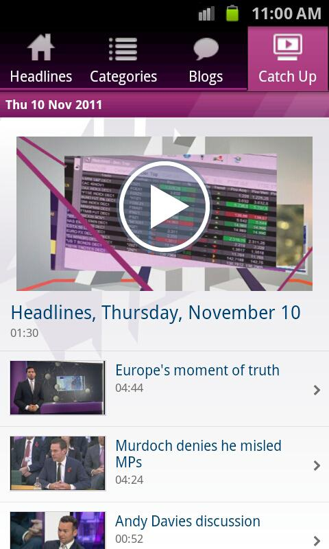 Channel 4 News - screenshot