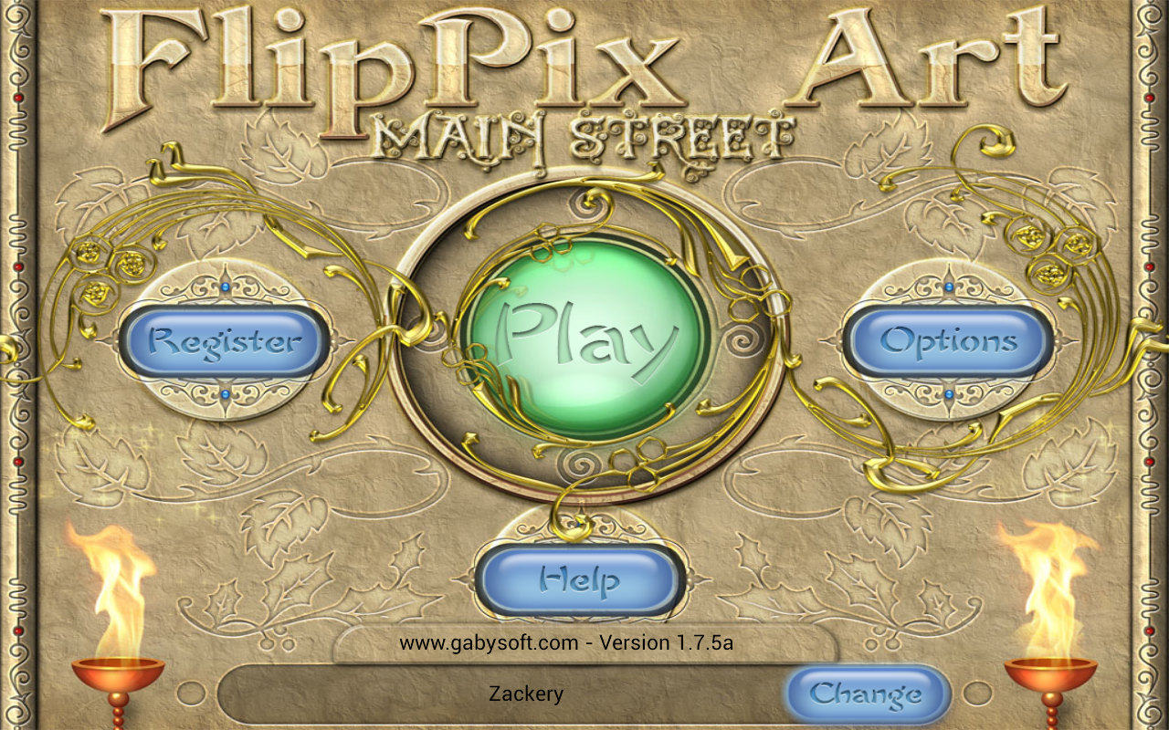 FlipPix Art - Main Street- screenshot