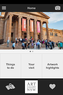 Art Gallery NSW Guide: Chinese - screenshot thumbnail