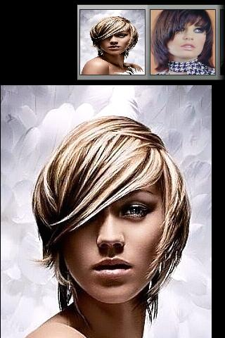 Hairstyles Idea Book - screenshot
