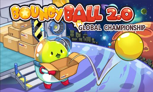 Bouncy Ball 2.0 Championship