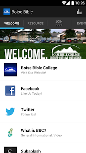 Boise Bible College - screenshot thumbnail