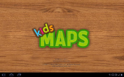 Kids Maps - U.S. Map Puzzle - screenshot thumbnail