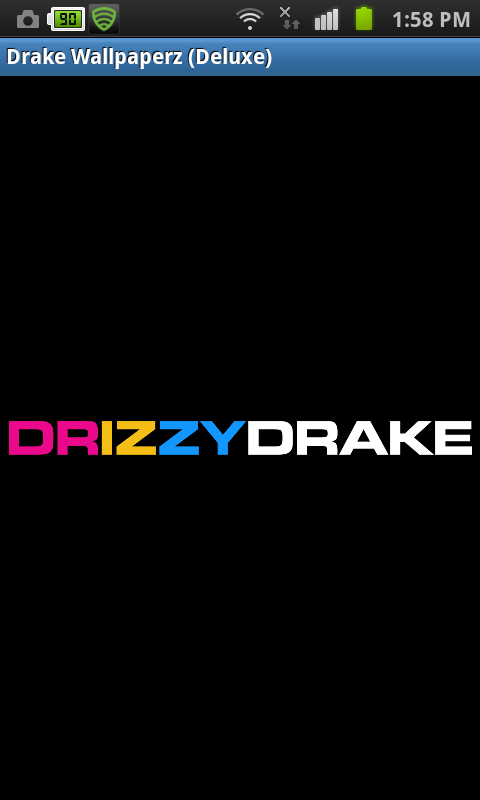 Drake Wallpaperz (Deluxe) - screenshot