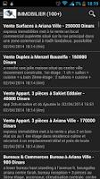 Screenshot of TUNISIE ANNONCES