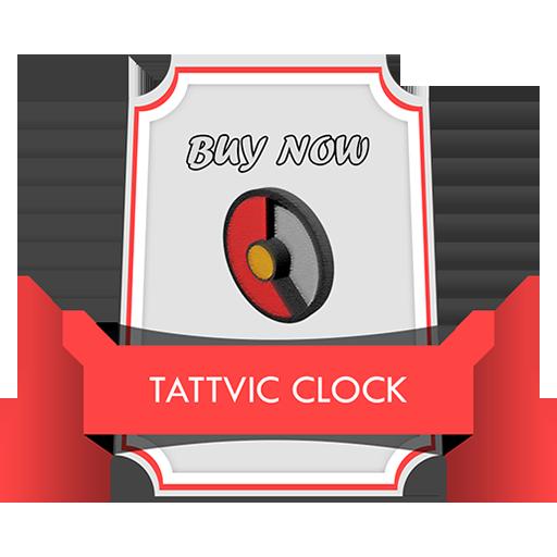 Tattvic clock