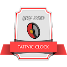 Tattvic clock icon
