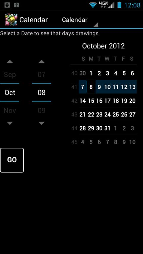 MO Numbers Droid Lite - screenshot