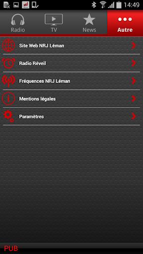 【免費音樂App】NRJ Léman Smartphone-APP點子