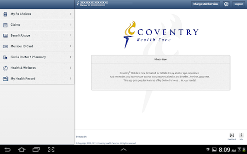 Coventry® Mobile- screenshot thumbnail